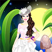Barbie Moonlight Bridal Dress Up
