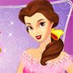 Princess Belle Royal Makeup