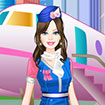 Barbie Air Hostess Style 2