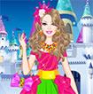 Barbie Fashion Fairytale Dress Up