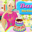 Barbies Birthday Cake