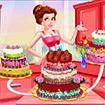 Princess Dede Cake Decor