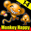 Monkey Happy 1-4