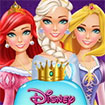 Disney Princess Makeover Salon