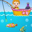 Baby Fishing
