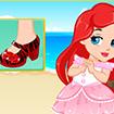 The Little Mermaid Shoes Design