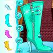 Elsa Boots Desig
