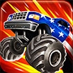 Monster Truck Forest Delievery