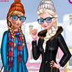 Winter Fashion Street Snap