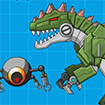 Robot Dinosaur Giganotosaurus