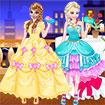 Princesses Ballroom Style
