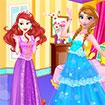 Disney Princess Fashion Battle
