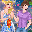 Disney Couple Princess Fabulous Date