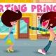 Flirting Princess
