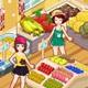 Girls Fruit Shop